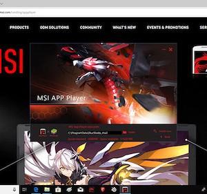 MSI App Player Ekran Görüntüleri - 2
