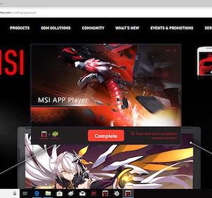 MSI App Player Ekran Görüntüleri - 3