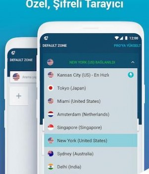 Tenta Browser Ekran Görüntüleri - 1
