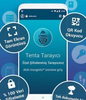 Tenta Browser Ekran Görüntüleri - 4