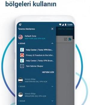 Tenta Browser Ekran Görüntüleri - 7
