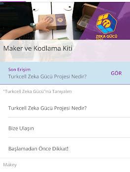 Turkcell Zeka Gücü Ekran Görüntüleri - 6
