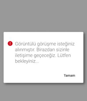 e-Devlet Kapısı Engelsiz Çağrı Ekran Görüntüleri - 3