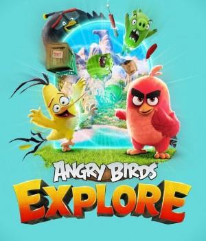 Angry Birds Explore 1 - 1