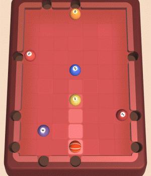 Flick Pool Star 3 - 3