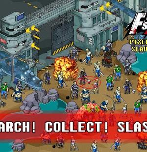 Fury Survivor: Pixel Z Ekran Görüntüleri - 3