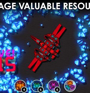 Exocraft - Space Ship Battles Ekran Görüntüleri - 3
