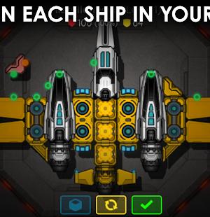 Exocraft - Space Ship Battles Ekran Görüntüleri - 1