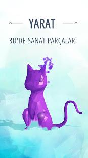 Pop Art Painter 3D Ekran Görüntüleri - 2