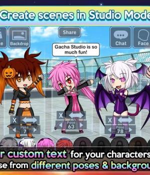 Gacha Studio Ekran Görüntüleri - 2