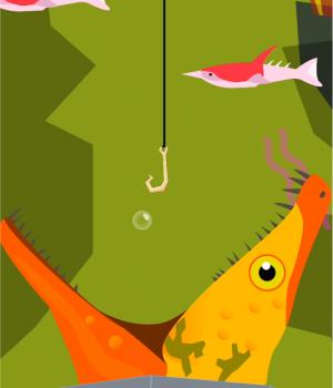 Go Fish: Jurassic Pond Ekran Görüntüleri - 1