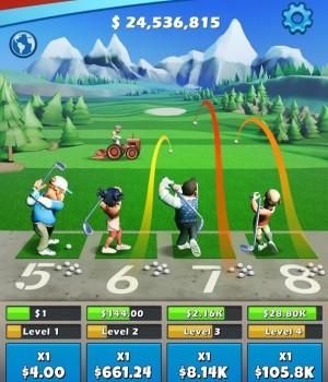 Idle Golf Ekran Görüntüleri - 2
