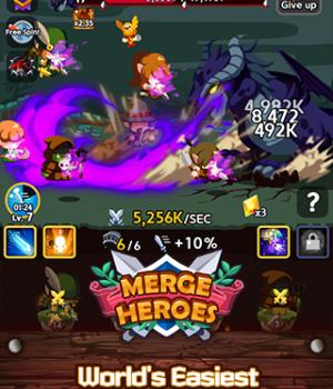 Merge Heroes Frontier Ekran Görüntüleri - 3