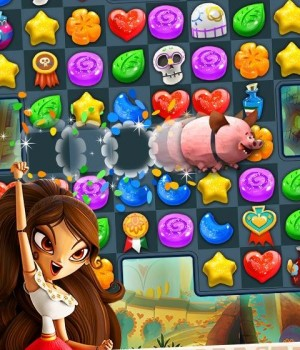 Sugar Smash: Book of Life Ekran Görüntüleri - 3