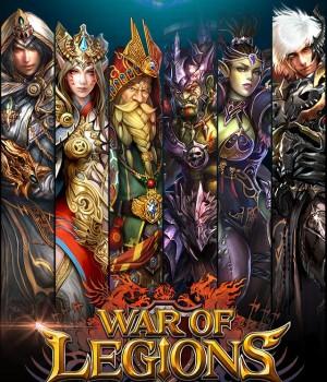 War of Legions Ekran Görüntüleri - 2