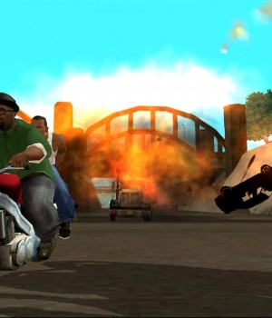 GTA San Andreas 100% Save Ekran Görüntüleri - 1