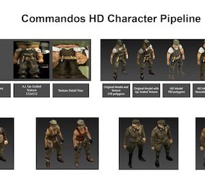 Commandos 2 - HD Remaster Ekran Görüntüleri - 4