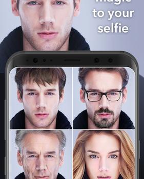FaceApp Ekran Görüntüleri - 1