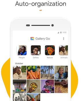 Google Gallery Go Ekran Görüntüleri - 1