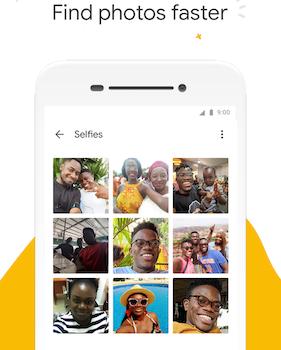 Google Gallery Go Ekran Görüntüleri - 2