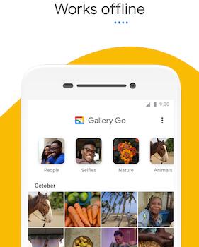 Google Gallery Go Ekran Görüntüleri - 4
