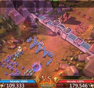 Lords Mobile Ekran Görüntüleri - 3