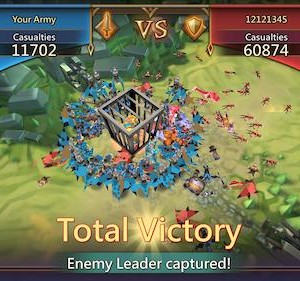 Lords Mobile Ekran Görüntüleri - 4