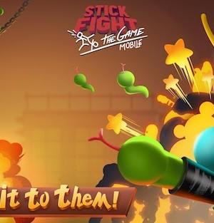 Stick Fight: The Game Mobile Ekran Görüntüleri - 1