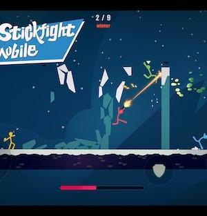 Stick Fight: The Game Mobile Ekran Görüntüleri - 2