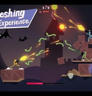 Stick Fight: The Game Mobile Ekran Görüntüleri - 3
