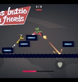 Stick Fight: The Game Mobile Ekran Görüntüleri - 4