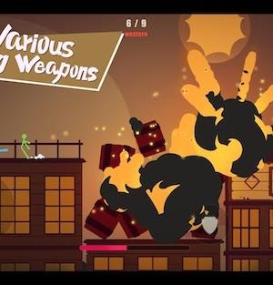Stick Fight: The Game Mobile Ekran Görüntüleri - 5