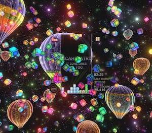 Tetris Effect Ekran Görüntüleri - 8