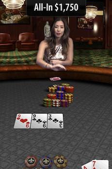 Texas Hold'em Ekran Görüntüleri - 1