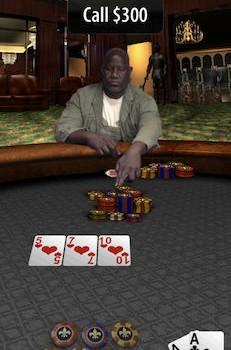 Texas Hold'em Ekran Görüntüleri - 2