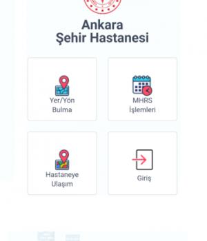Ankara Şehir Hastanesi Ekran Görüntüleri - 1