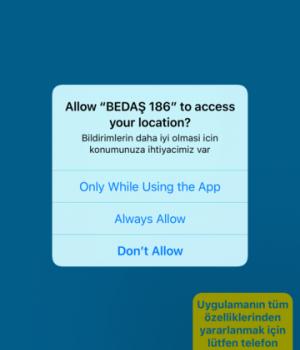 BEDAS 186 Ekran Görüntüleri - 2