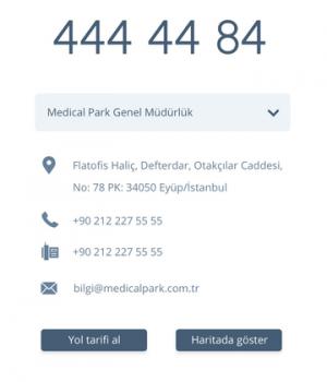 Medical Park Mobil Ekran Görüntüleri - 4