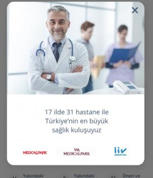 Medical Park Mobil Ekran Görüntüleri - 7