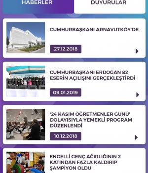 Arnavutköy Belediyesi Ekran Görüntüleri - 2