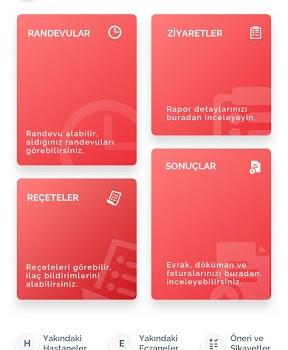 Medical Park Mobil Ekran Görüntüleri - 6