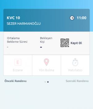 Ankara Şehir Hastanesi Ekran Görüntüleri - 3