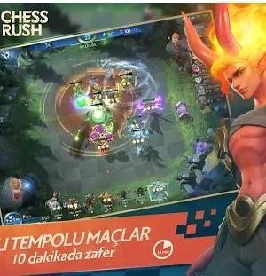 Chess Rush Ekran Görüntüleri - 1