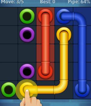 Line Puzzle: Pipe Art Ekran Görüntüleri - 1