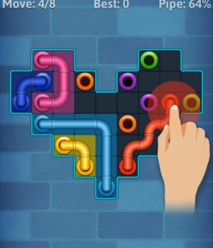 Line Puzzle: Pipe Art Ekran Görüntüleri - 3
