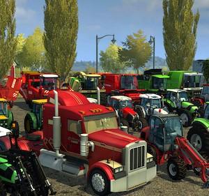 Farming Simulator 2013 Ekran Görüntüleri - 3