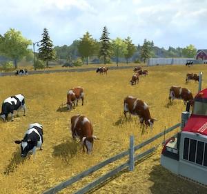 Farming Simulator 2013 Ekran Görüntüleri - 9