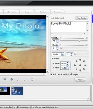 WonderFox Photo Watermark Ekran Görüntüleri - 1