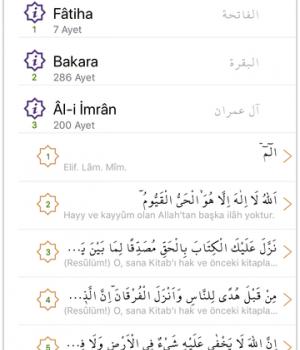 Kur'an Akademi Ekran Görüntüleri - 3