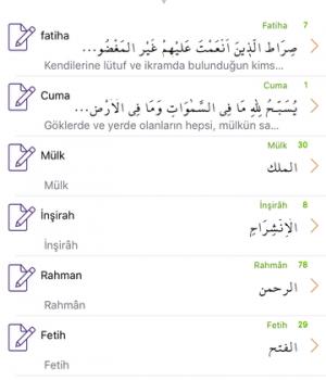 Kur'an Akademi Ekran Görüntüleri - 4